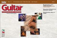 Guitar Manuscript No. 7