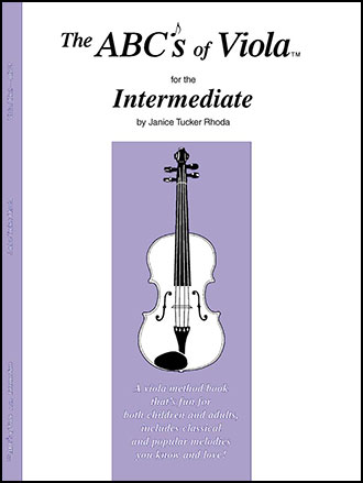Abc's of Viola No. 2-Intermediate