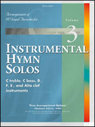 Instrumental Hymn Solos Vol 3