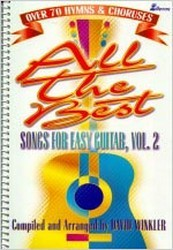 All the Best Songs for Easy Guitar