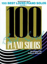 100 Best Loved Piano Solos No. 1