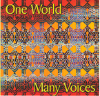 One World Many Voices-CD