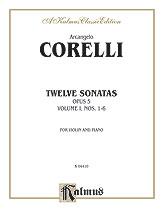 12 Sonatas, No. 1