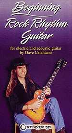 Beginning Rock Rhythm Guitar-Video