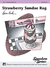 Strawberry Sundae Rag-Elem Piano