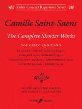 Complete Shorter Works-Cello