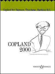 Copland for Bassoon, Trombone, Baritone B.C.