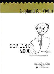 Copland for Violin