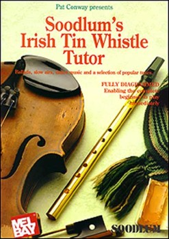 Irish Tin Whistle Tutor Vol 1