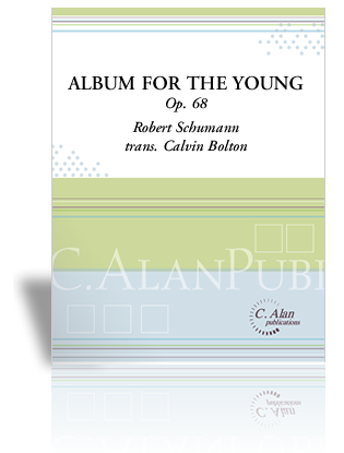 Album for the Young-Marim/Xylo Solo