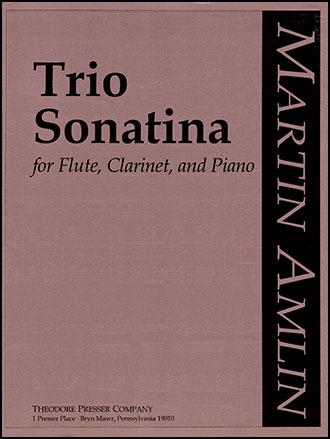 Trio Sonatina-Flute/Cl/Pf