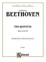 Two Quintets Op. 4, 29-2vn/2va/Vc