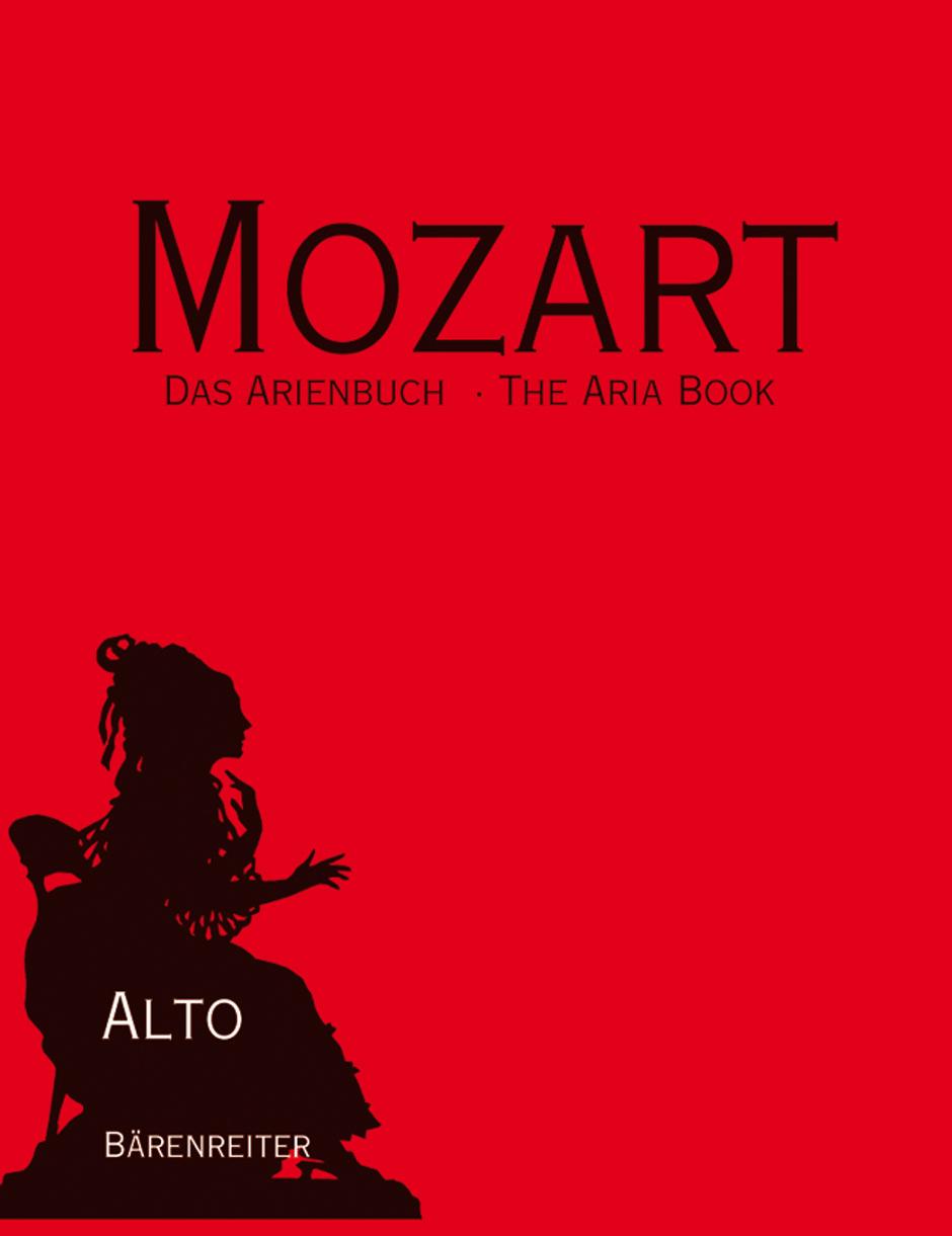 Aria Book-Alto-German Foreword