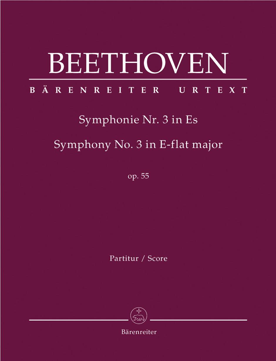Symphony No. 3 in E-Flat Major, Op. 55