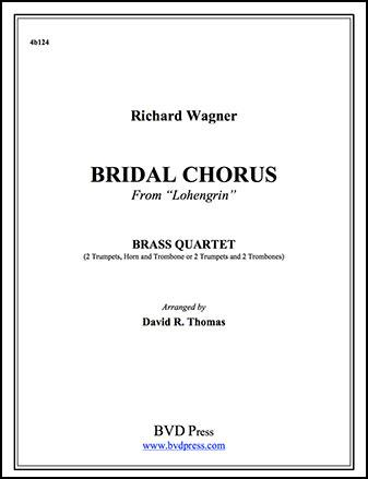 Bridal Chorus from Lohen-Brass Quar