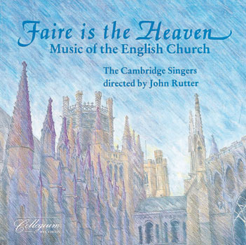 Faire Is the Heaven-CD