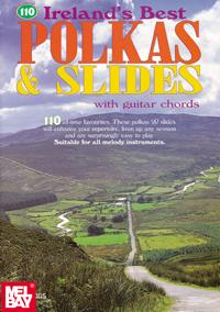 110 Irelands Best Polkas and Slides