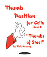 Thumb Position for Cello No. 2