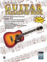 21st Century Guitar Tab Manuscript