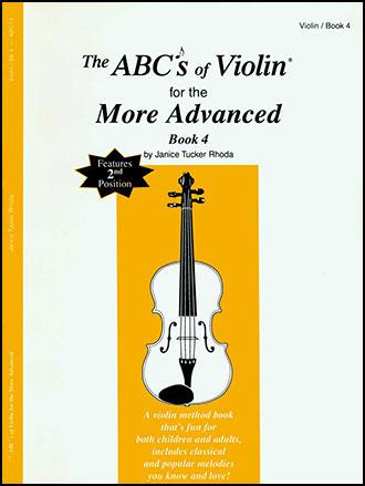 ABC's of Violin No. 4