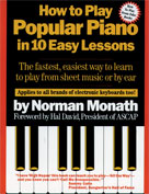 How to Play Popular Piano in 10 Les