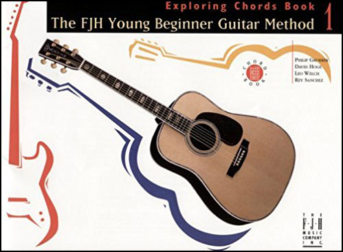 The FJH Young Beginner Guitar Method, Book 1