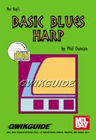 Basic Blues Harp-Book and CD