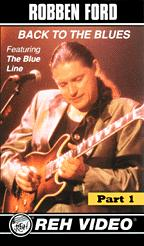 Back to the Blues No. 1-Guitar Video