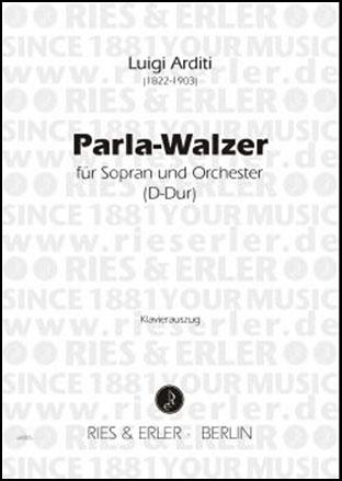 Parla Waltzes-High/Medium Voice