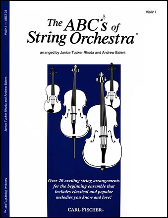 ABC's of String Orchestra
