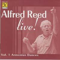 Alfred Reed Live, Volume 1