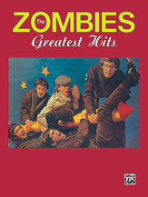 Zombies Greatest Hits-Piano/Vocal