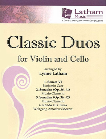 Classic Duos for Violin and Cello