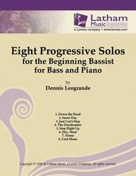 8 Progressive Solos for Beg Bassist