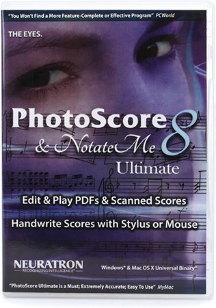 Photoscore Ultimate