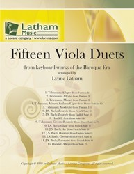 15 Viola Duets