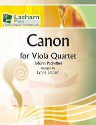 Canon-Viola Quartet