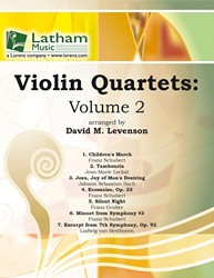 Violin Quartets #2