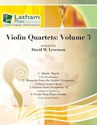 Violin Quartets #3