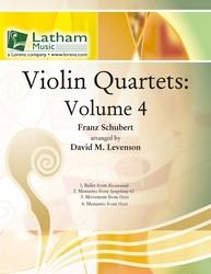 Violin Quartets #4