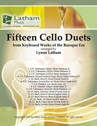 15 Cello Duets