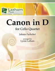 Canon in D-Cello Quartet