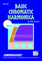 Basic Chromatic Harmonica-Book and CD