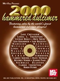 2000 Hammered Dulcimer-Book and CD