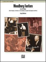 Woodbury Fanfare-Trumpet Quartet