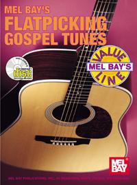 Flatpicking Gospel Tunes-Tab/CD