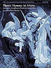 Three Hymns to Mary-Element Piano