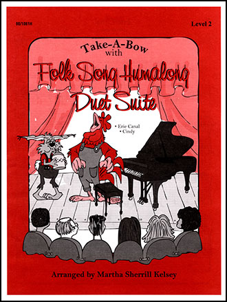Folk Song Humalong Duet Suite