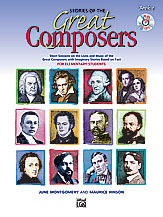 Stories of the Great Compos-Book and CD