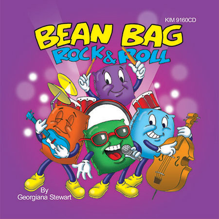 Bean Bag Rock and Roll Cover